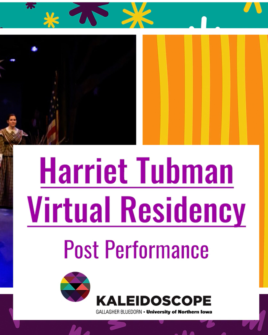 Harriet Tubman Virtual Residency