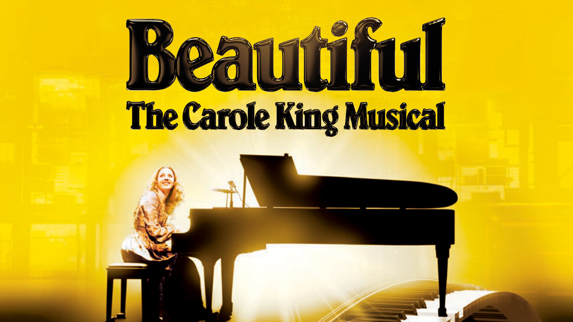 Gallagher Bluedorn Presents Beautiful: The Carole King Musical