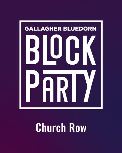 Block Party - Church Row