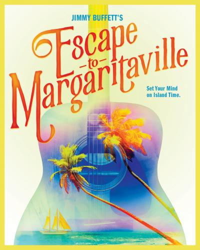 Escape to Margaritaville at the Gallagher Bluedorn