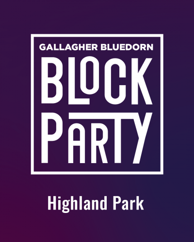Block Party - Highland Park