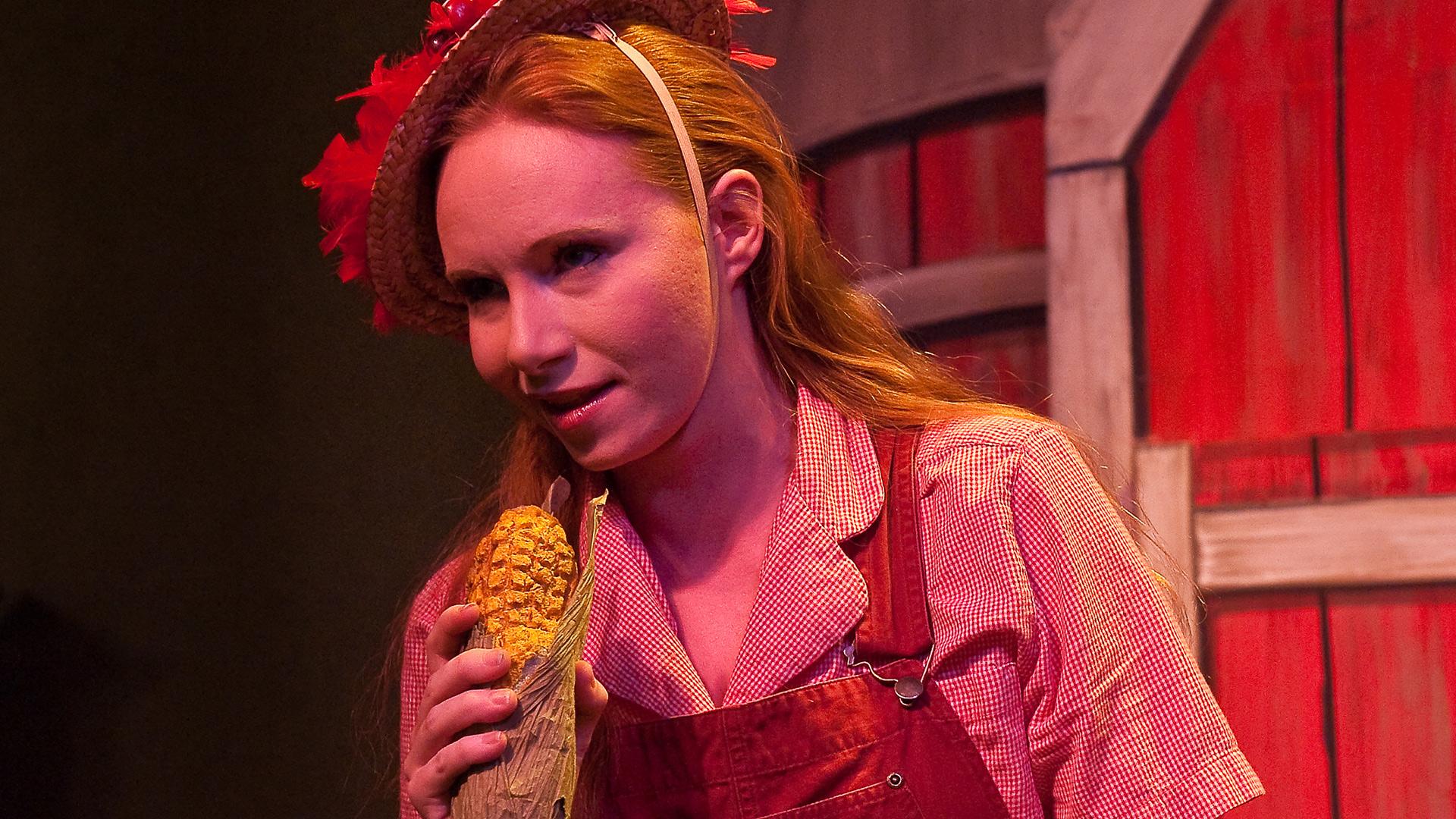 Little Red Hen Actress