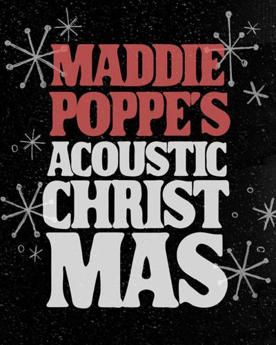 Maddie Poppe Acoustic Christmas