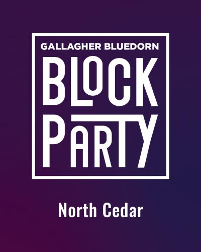 Block Party - North Cedar
