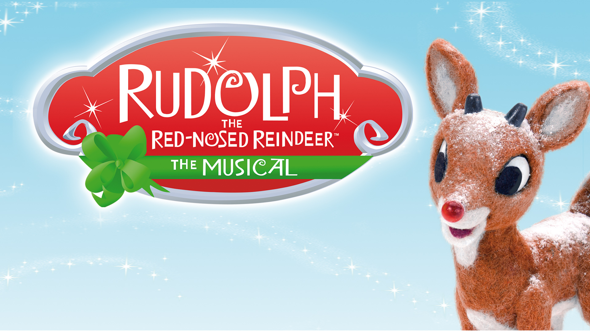 Rudolph the Red-Nosed Reindeer: The Musical takes the Gallagher Bluedorn stage