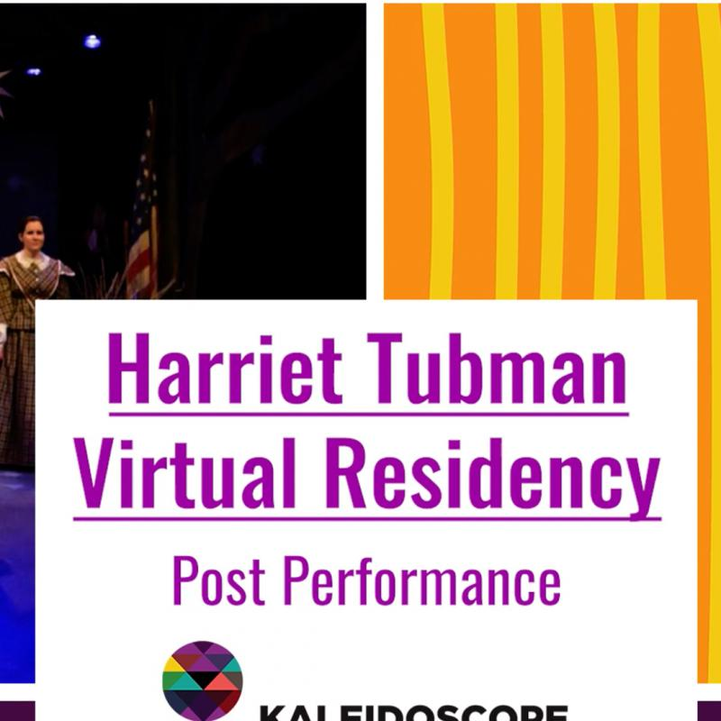 Harriet Tubman Virtual Residency