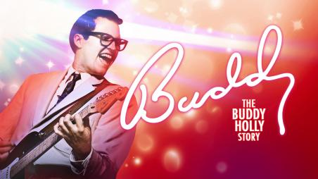 The story of Buddy Holly comes to the Gallagher Bluedorn