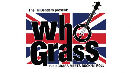 The Hillbenders Who Grass Logo