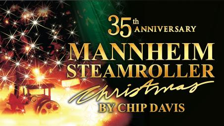Mannheim Steamroller Christmas returns to the Gallagher Bluedorn