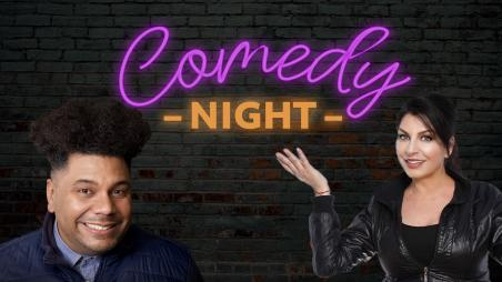 Comedy Night with Orlando and Tammy